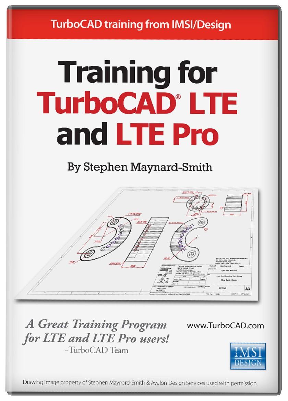 Training For Turbocad Lte Lte Pro Turbocad Via Imsi Design