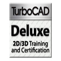 TurboCAD Deluxe 2D/3D Training and... Thumbnail