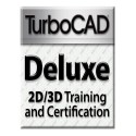 TurboCAD Deluxe 2D/3D Training and Certification