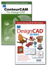 DesignCAD 3D Max v25 and ContourCAM Bundle Thumbnail