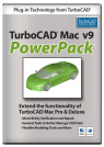 TurboCAD Mac v9 PowerPack Thumbnail