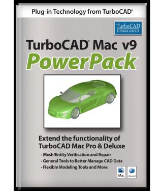 TurboCAD Mac PowerPack