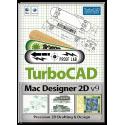 TurboCAD Mac Designer 2D v9