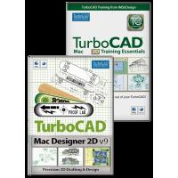 TurboCAD Mac Designer 2D v9 Bundle Thumbnail