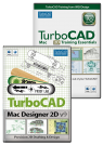 TurboCAD Mac Designer 2D v9 Bundle Thumbnail