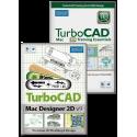 TurboCAD Mac Designer 2D v9 Bundle