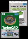 TurboCAD Mac Pro v9 & PowerPack Bundle Thumbnail