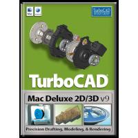 TurboCAD Mac Deluxe 2D/3D v9 Thumbnail