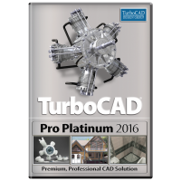 TurboCAD Pro Platinum 2016 Upgrade from... Thumbnail