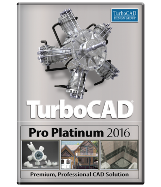 Upgrade from TurboCAD Pro 21 or Pro Platinum 21