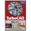 TurboCAD Pro 2016 Upgrade from Pro v21