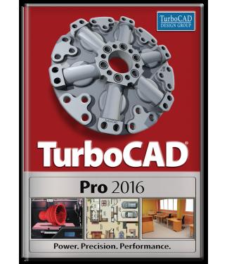 TurboCAD Pro 2016 Upgrade from Pro v20