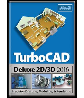 TurboCAD Deluxe 2016