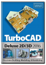TurboCAD Deluxe 2016 Upgrade Thumbnail