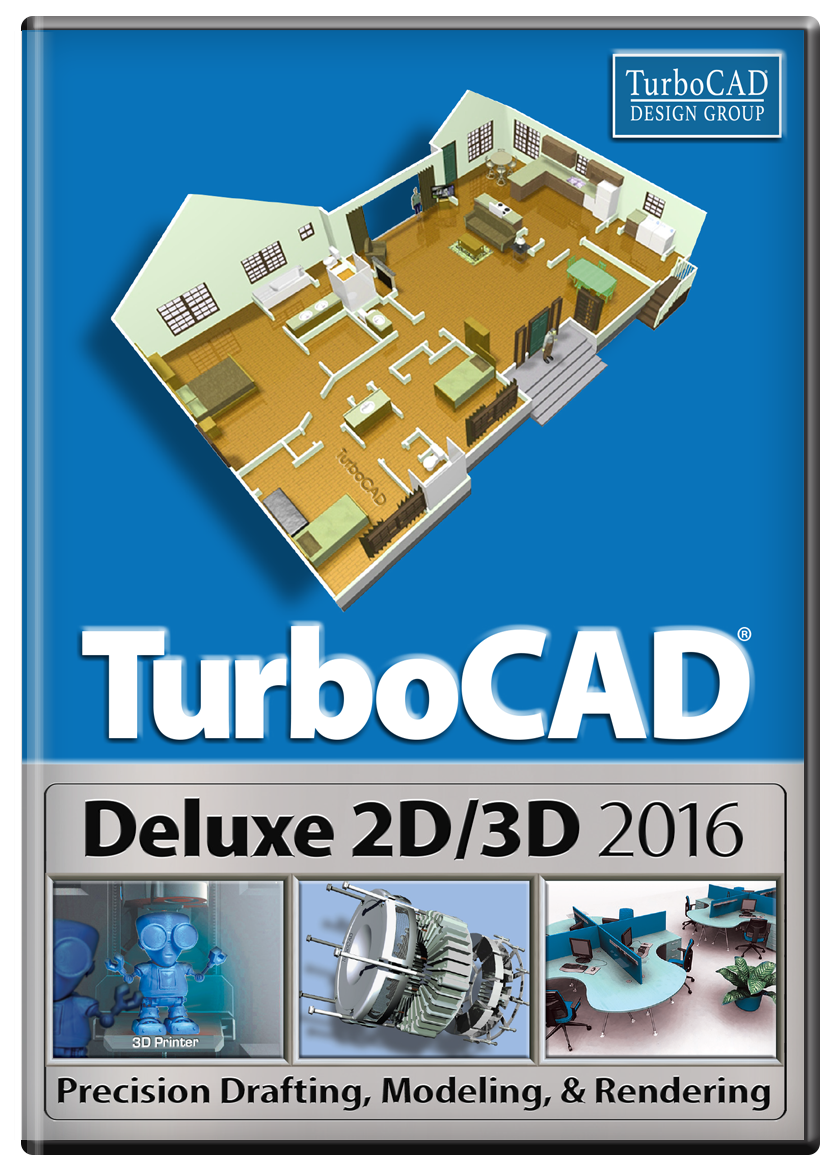 turbocad deluxe 2016 trial activation