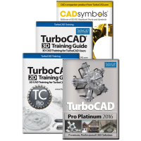TurboCAD Pro Platinum 2016 Bundle Thumbnail