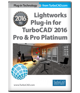 LightWorks Plug-in for TurboCAD Pro & Platinum 2016