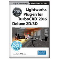 LightWorks Plug-in for TurboCAD Deluxe Thumbnail