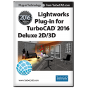 LightWorks Plug-in for TurboCAD Deluxe