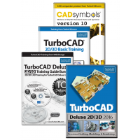 TurboCAD Deluxe 2016 Bundle Thumbnail