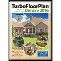TurboFloorPlan Home & Landscape Deluxe 2016 Thumbnail