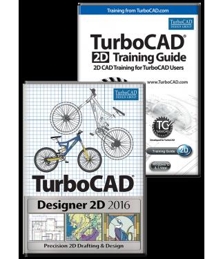 TurboCAD Designer 2016 Bundle