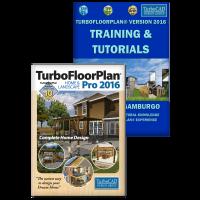 TurboFloorPlan Pro 2016 & Training Bundle Thumbnail