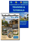 TurboFloorPlan Pro 2016 & Training Bundle Thumbnail
