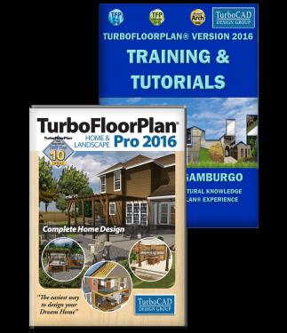 TurboFloorPlan Pro 2016 & Training Bundle
