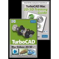 Turbocad Mac Deluxe V9 and Training Bundle Thumbnail