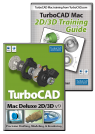 Turbocad Mac Deluxe V9 and Training Bundle Thumbnail