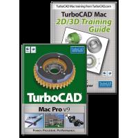 Turbocad Mac Pro V9 and Training Bundle Thumbnail