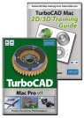 Turbocad Mac Pro V9 and Training Bundle Thumbnail