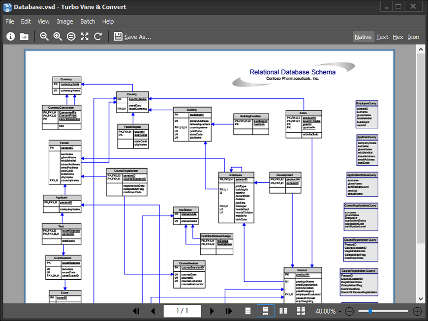 turbo view and convert v2 - Pdf To Visio Converter Online Free