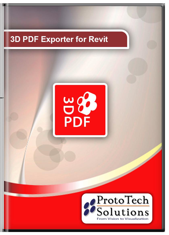 3D PDF Exporter for Revit