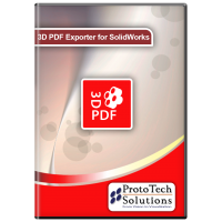3D PDF Exporter for Solidworks Thumbnail