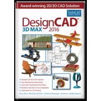 DesignCAD 3D Max 2016 Thumbnail
