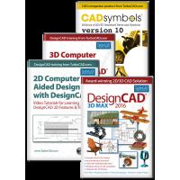 DesignCAD 3D Max 2016 Bundle Thumbnail