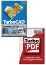 TurboPDF v2 and TurboCAD Deluxe 2016 Bundle Thumbnail