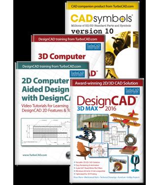 Designcad 3D Max 2016 Upgrade Bundle
