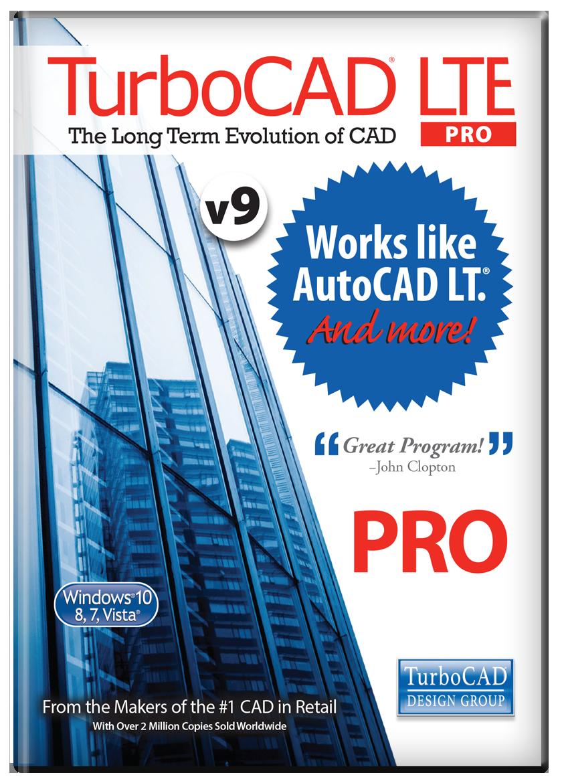 TurboCAD LTE Pro V9