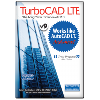 TurboCAD LTE V9 Trial Activation Thumbnail