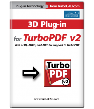 3D Plug-in for TurboPDF v2