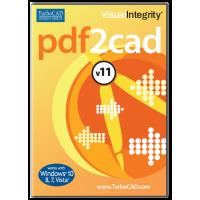pdf2CAD PC v11 Thumbnail