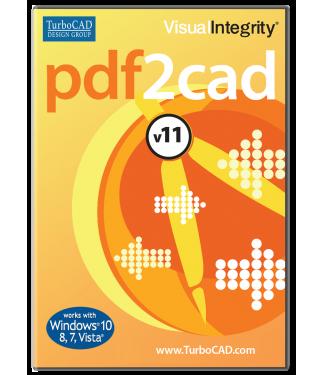 pdf2CAD v11