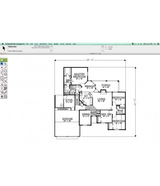 TurboCAD Mac Designer 2D v10