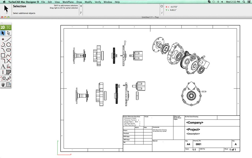 Beautiful TurboCAD.com