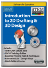 Introduction to 2D Drafting and 3D Design Thumbnail