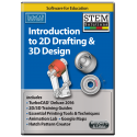 Introduction to 2D Drafting and 3D Design
