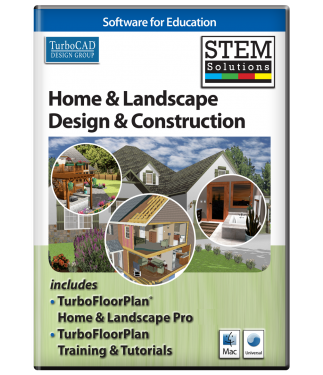 Home and Landscape Design and Construction for Mac